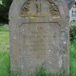 thomas smith headstone